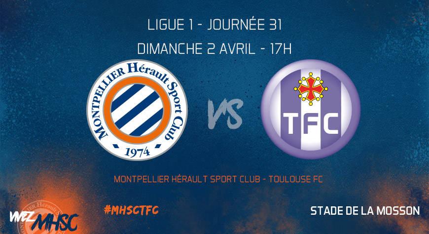 Mhsc vs tfc l avant match mhsc foot billetterie montpellier h rault mhsc match match - Logo montpellier foot ...