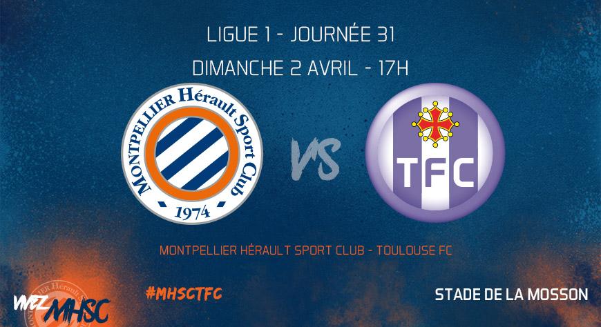 Mhsc vs tfc l avant match mhsc foot billetterie montpellier h rault mhsc match match - Logo montpellier foot ...