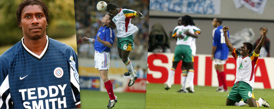 Ils ont connu le mhsc et la coupe du monde mhsc foot - Equipe de france coupe du monde 2002 ...