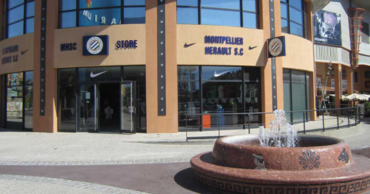 boutique nike montpellier