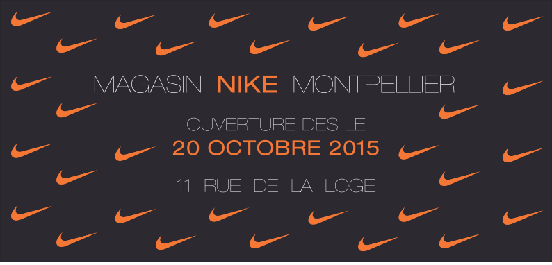 boutique nike herault