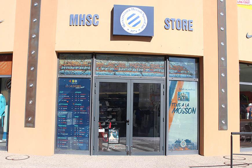 boutique nike odysseum
