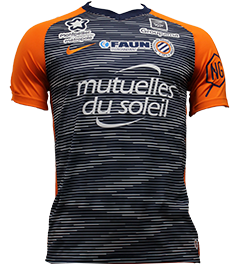 Maillot 2018 2019 DOM