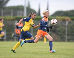 MHSC - Muret (Fem) : Les photos du match