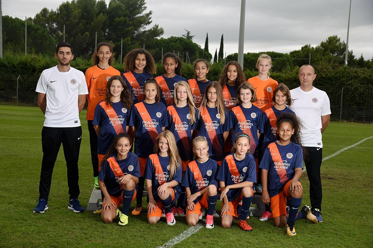 Photo de l'équipe